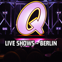Quatsch Comedy Club Berlin - Die Live Show Mod. Horst Fyrguth