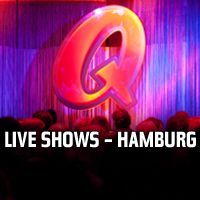 Quatsch Comedy Club Hamburg - Die Live Show Mod. Costa Meronianakis